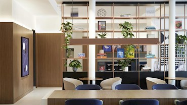 Crowne Plaza® Paris – Republique is first in Europe to offer new Plaza Workspace