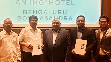 IHG gains momentum in midscale segment with signing of Holiday Inn Express Bengaluru Bommasandra